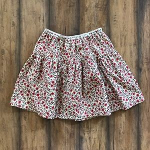 Crewcuts Floral Skirt